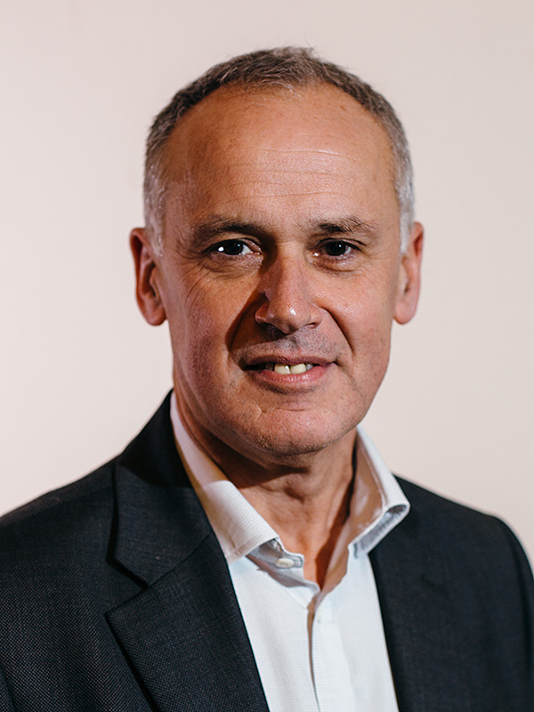 Grahame Russell - Non-Executive Group Chairman